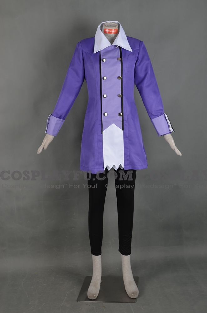 Alela Cosplay Costume from The Gray Garden