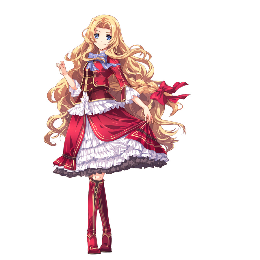Alfin Cosplay Costume from The Legend of Heroes: Sen no Kiseki