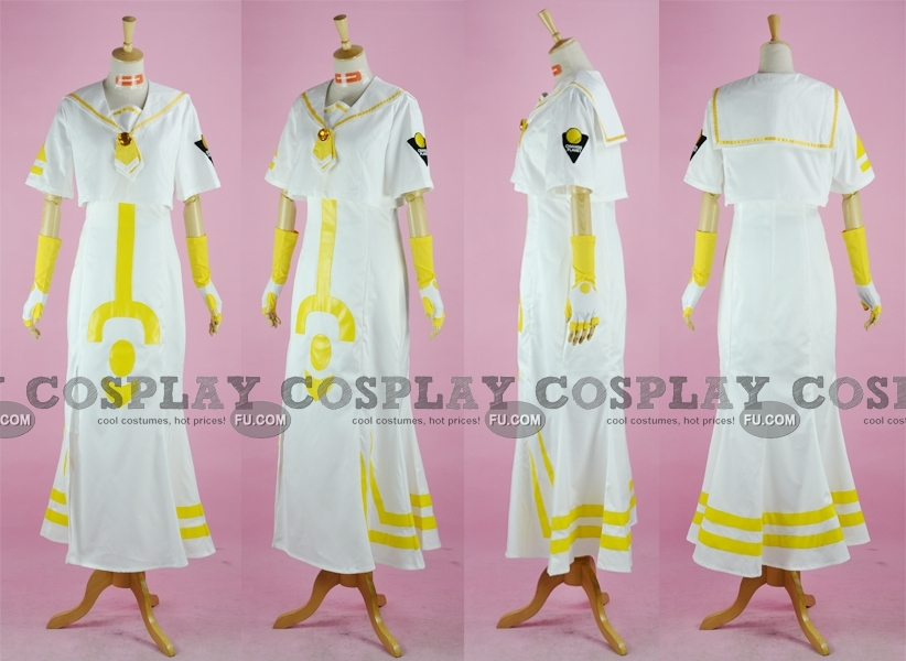 Alice Cosplay Costume (Summer 100-C05) from ARIA