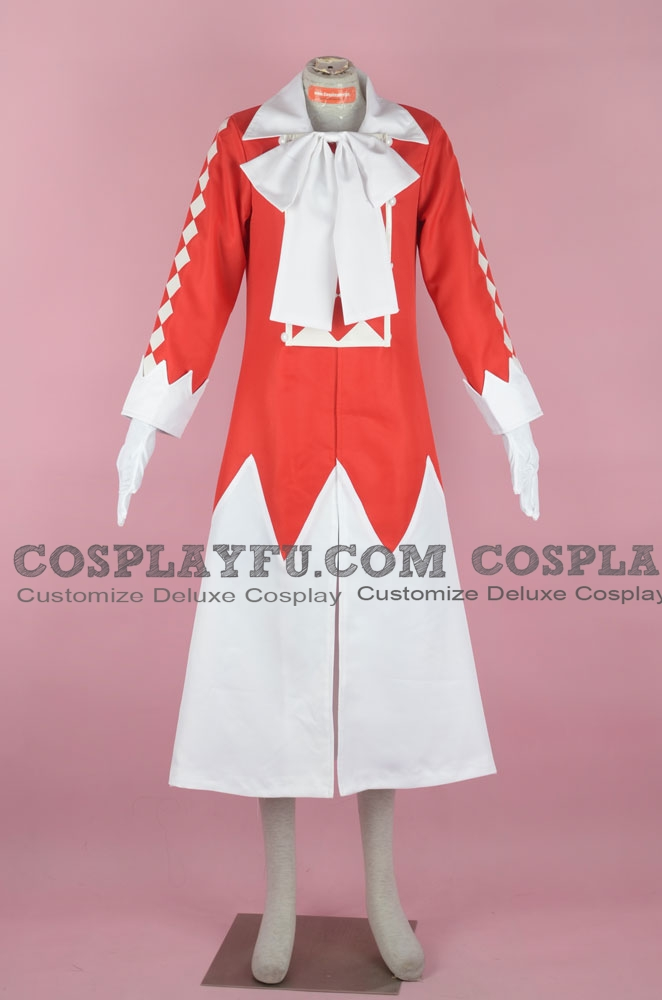 Alice Cosplay Costume (Red) from Pandora Hearts