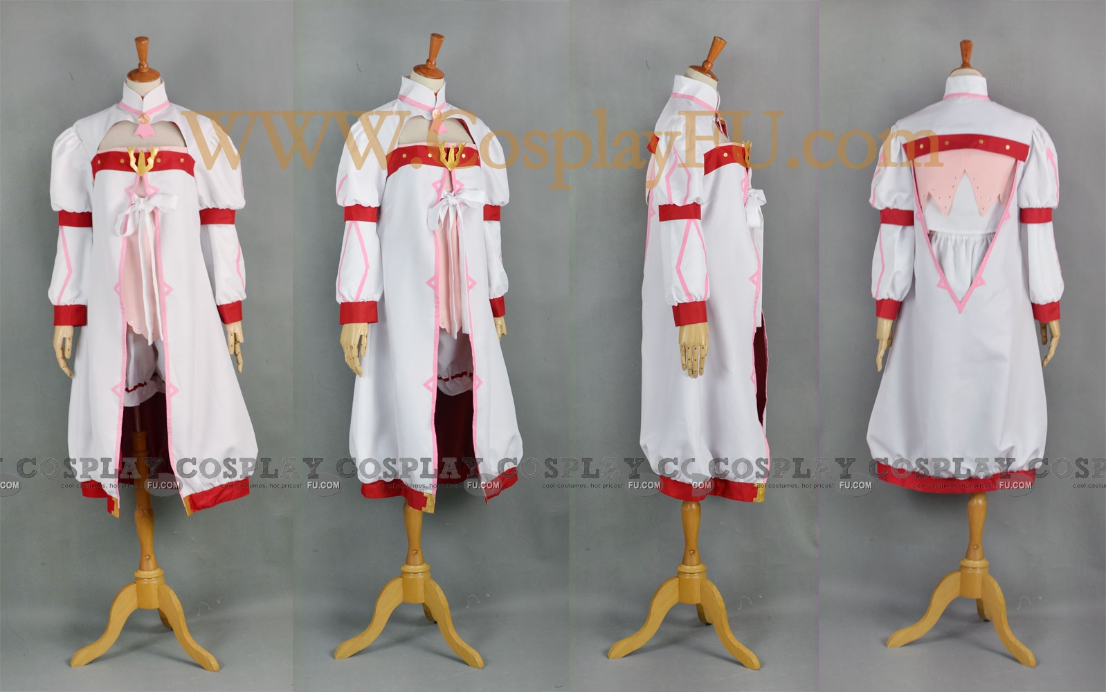 Alice Cosplay Costume (2nd) from Tales of Symphonia