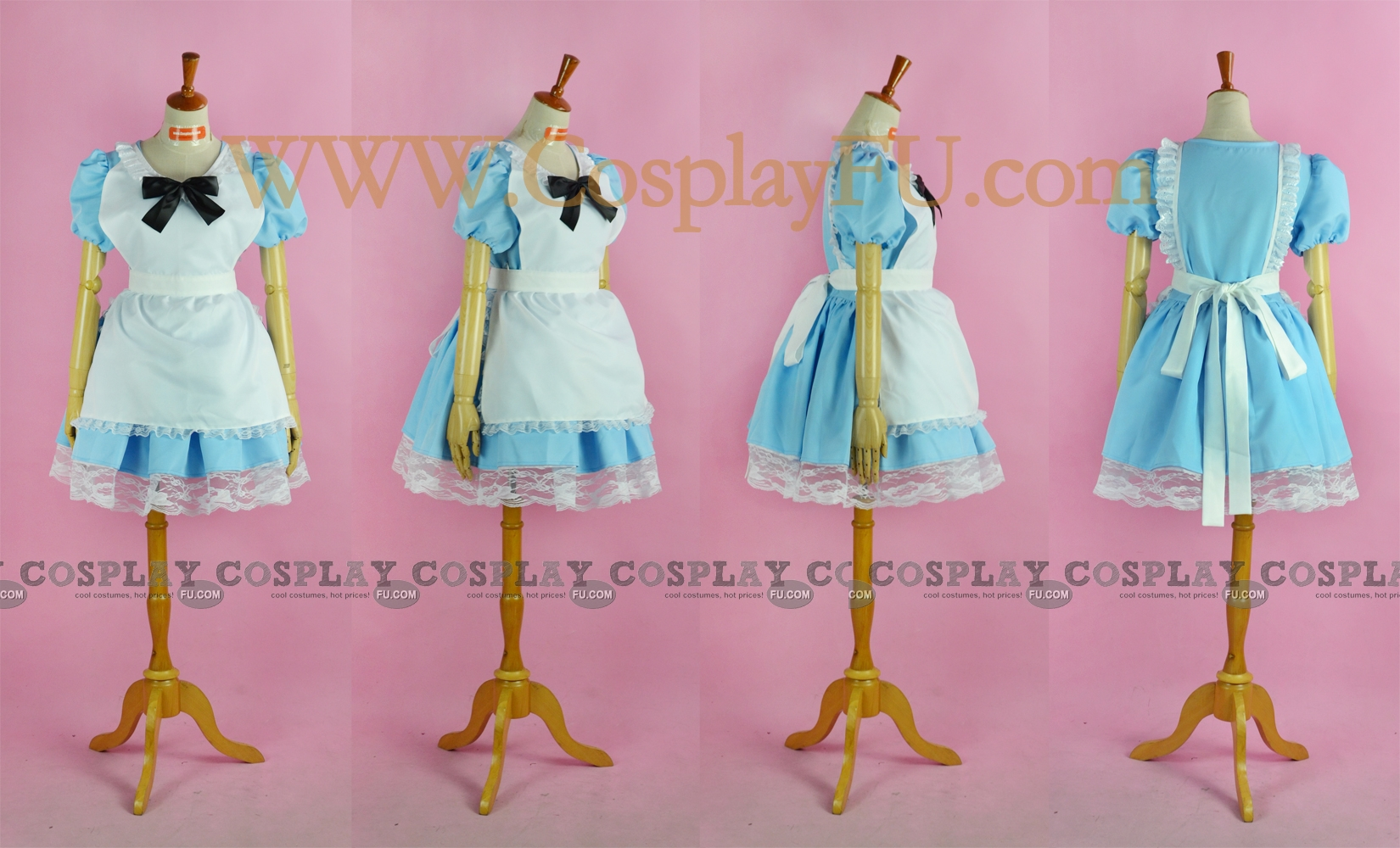 Alice Cosplay Costume (3rd) from Alice in Wonderland