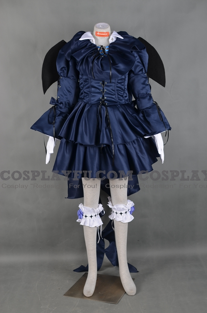 Alice Cosplay Costume (Black Rabbit) from Pandora Hearts