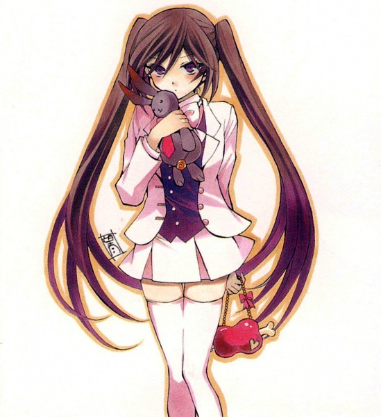 Alice Cosplay Costume from Pandora Hearts