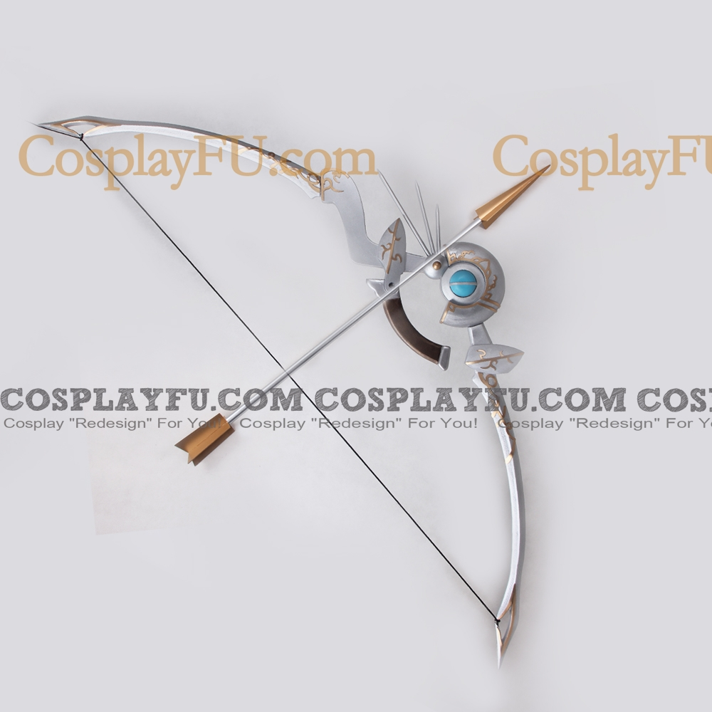 Alisa Bow and Arrow from The Legend of Heroes