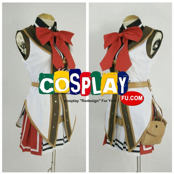 Alisa Cosplay Costume from The Legend of Heroes Trails of Cold Steel