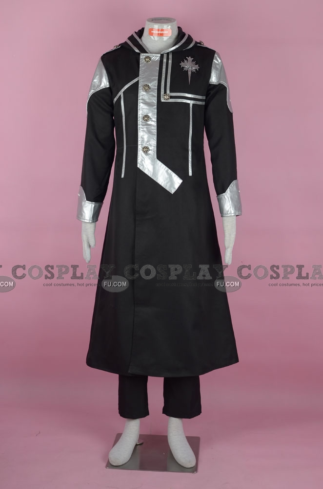 Allen Cosplay Costume (1st Uniform) from D Gray Man