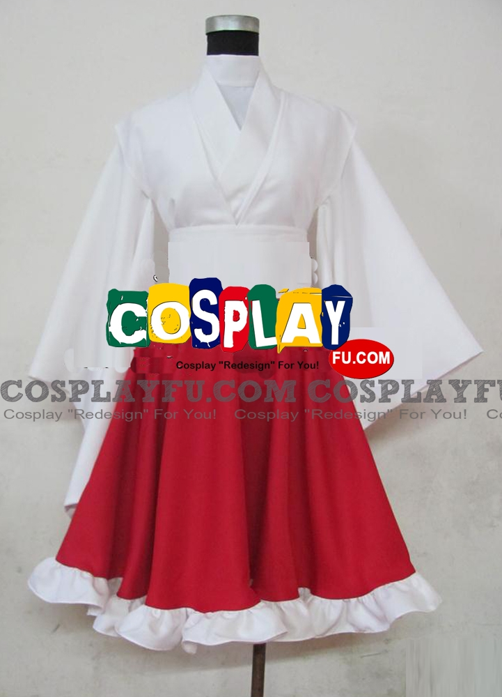 Alluka Cosplay Costume (2nd) from Hunter X Hunter
