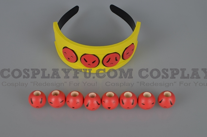 Alluka Head Band from Hunter X Hunter