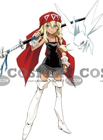 Alumi Cosplay Costume from Shaman King