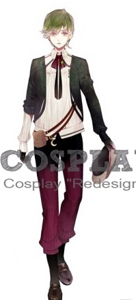 Ame Cosplay Costume from Re Birthday Song Koi wo Utau Shinigami