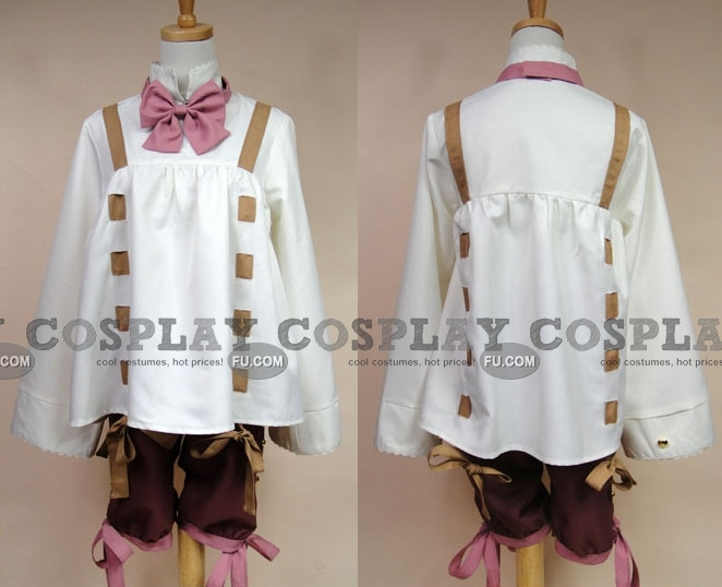 Anel Cosplay Costume Dress from Zettai Fukuju Meirei