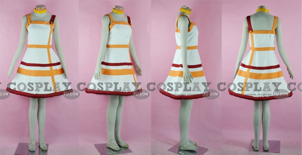 Anemone Cosplay Costume from Eureka Seven