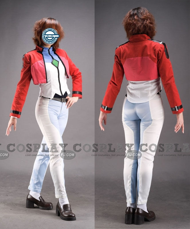 Anew Cosplay Costume (2-258) from Gundam 00