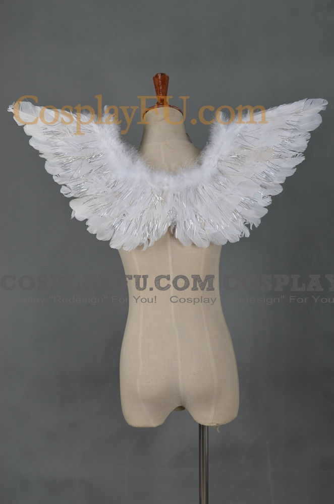Angel Wing Cosplay (Media)