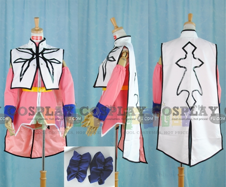 Anise Cosplay Costume from Tales of the Abyss