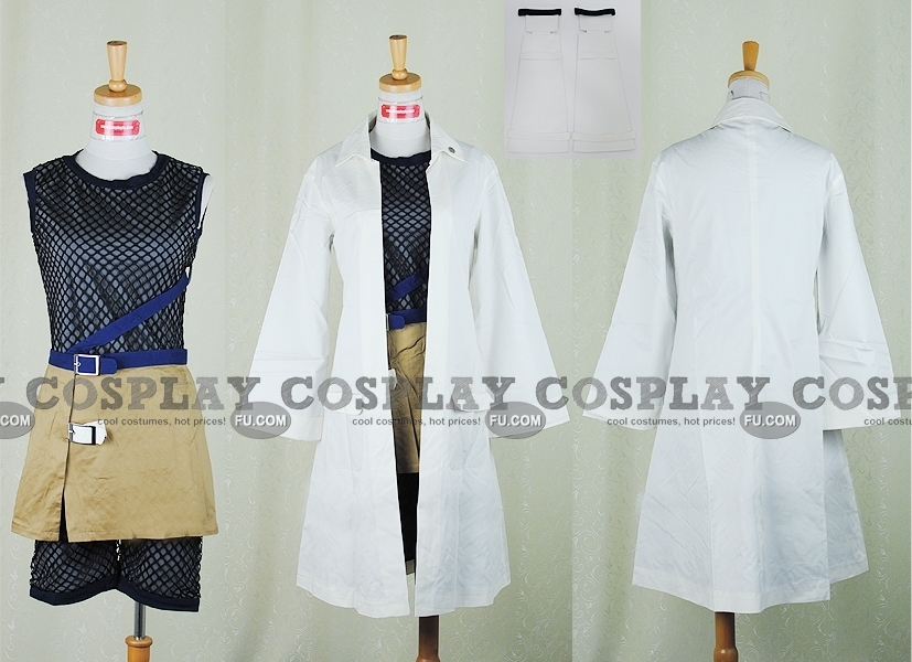Anko Cosplay Costume (1-590) from Naruto
