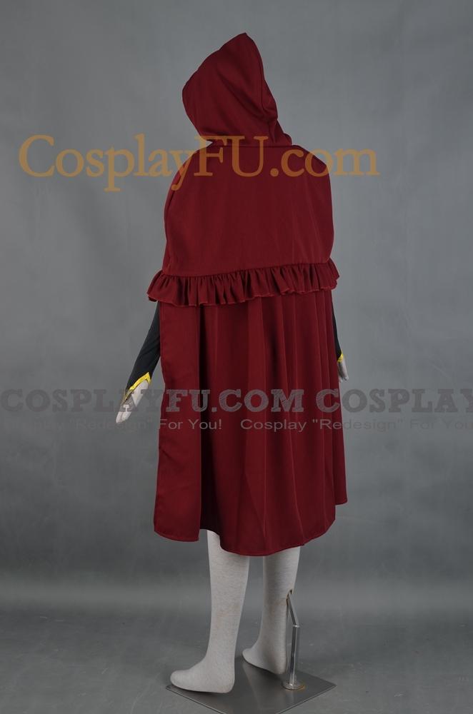 Fire emblem anna cosplay