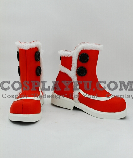 Aoba Shoes (Christmas) from DRAMAtical Murder