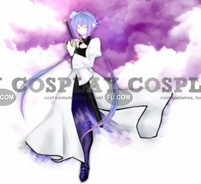 Vocaloid AOKI LAPIS Costume (2nd)
