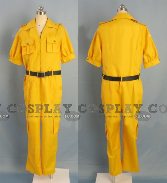 Apri Cosplay Costume from Teenage Mutant Ninja Turtles