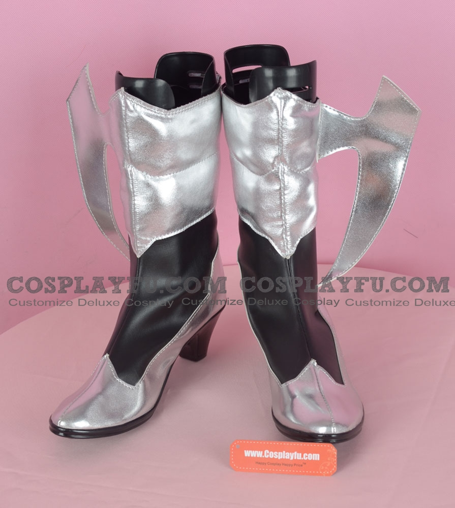 Aqua Shoes (C324) from Kingdom Hearts