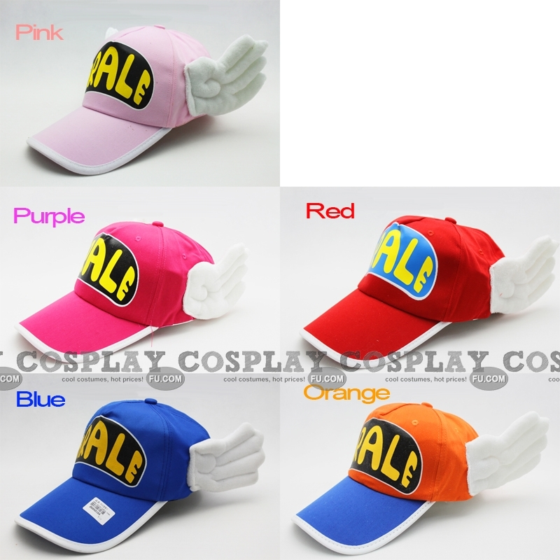 Arale Hat from Dr.Slump