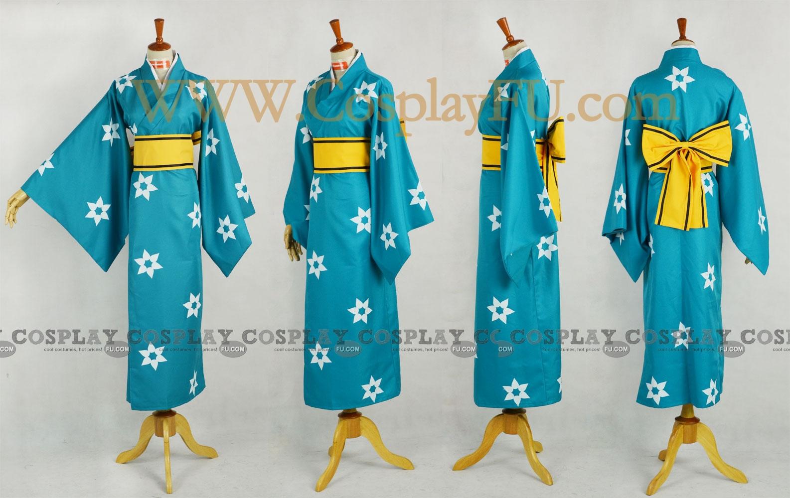Araragi Cosplay Costume from Bakemonogatari