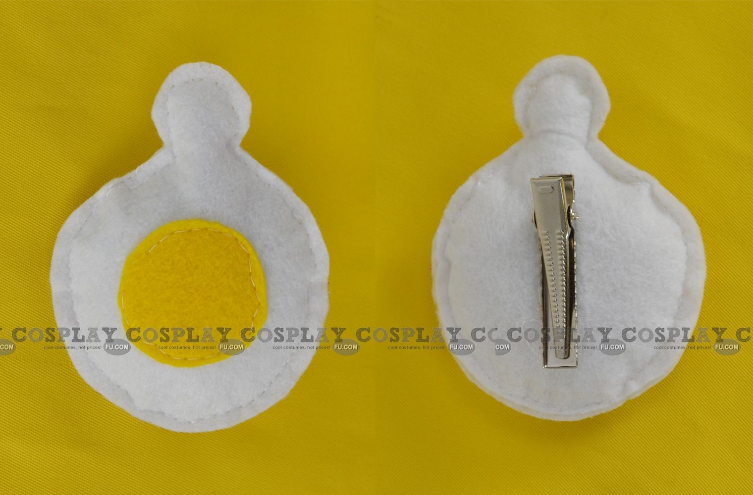 Araragi Hair Pin (Egg) from Nisemonogatari