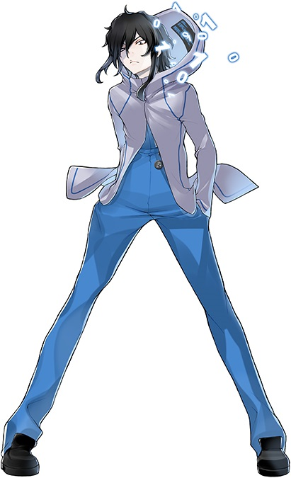 Arata Sanada Cosplay Costume from Digimon Story Cyber Sleuth