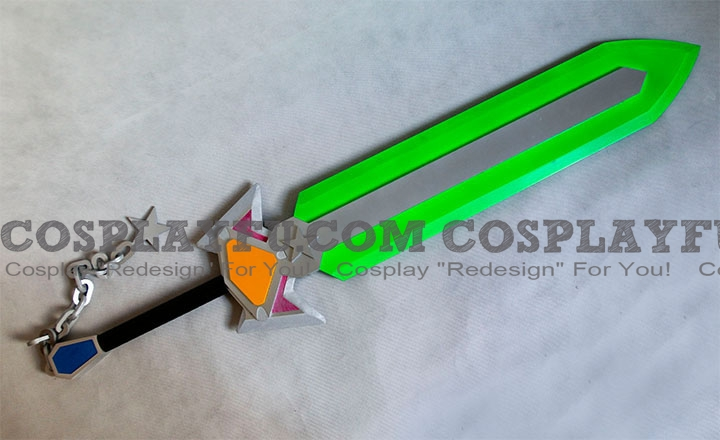 Arcade Riven Weapon from League of Legends