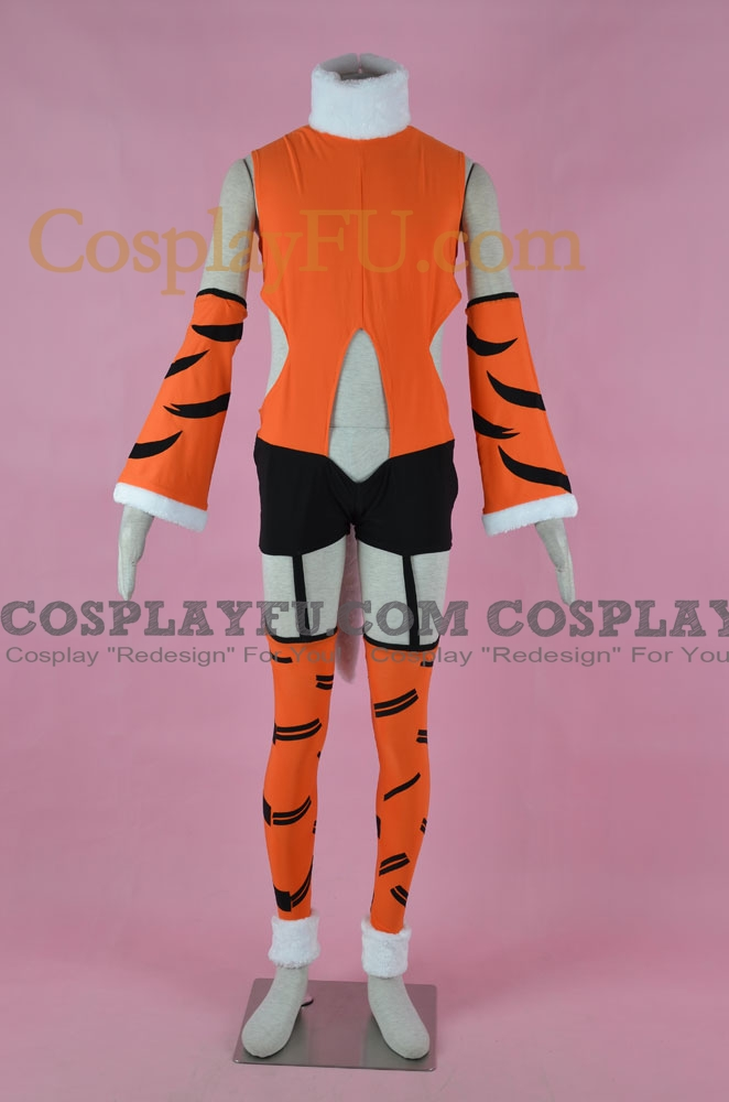 Arcanine Cosplay Costume from Pokemon