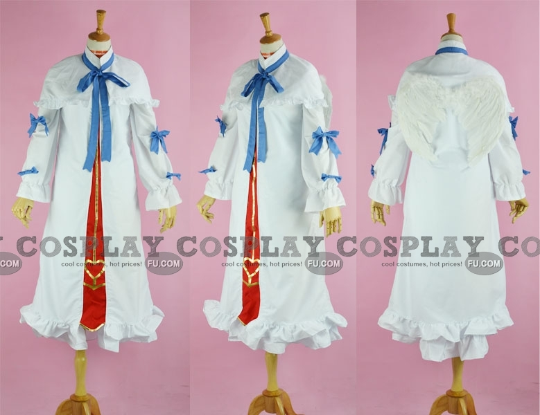 Flonne Cosplay Costume from Disgaea
