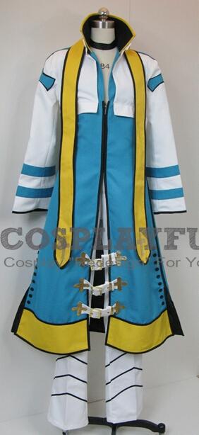Archbishop Cosplay Costume (Male) from Ragnarok Online