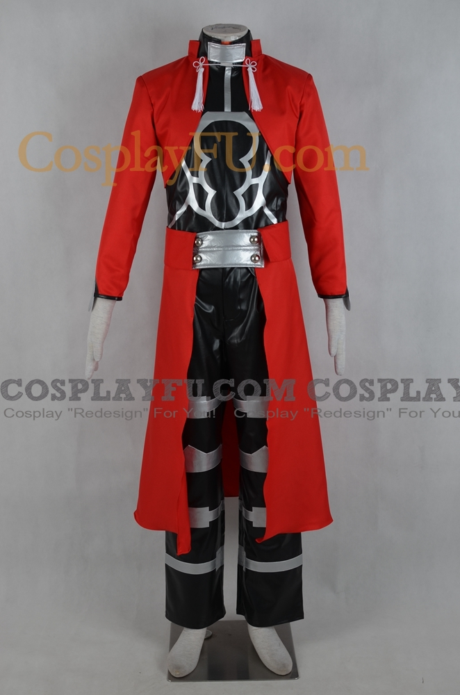 Archer Cosplay Costume from Fate Stay Night