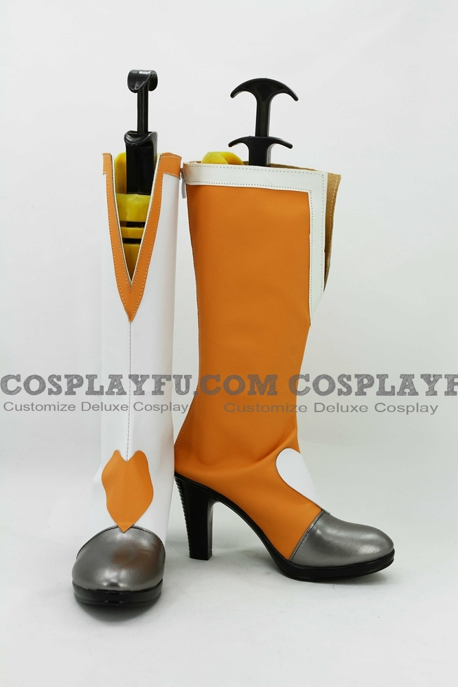 Archer Shoes (1964) from Dragon Nest