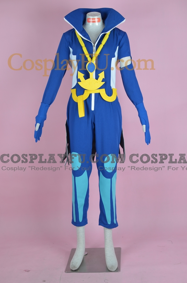Archie Cosplay Costume from Pokemon