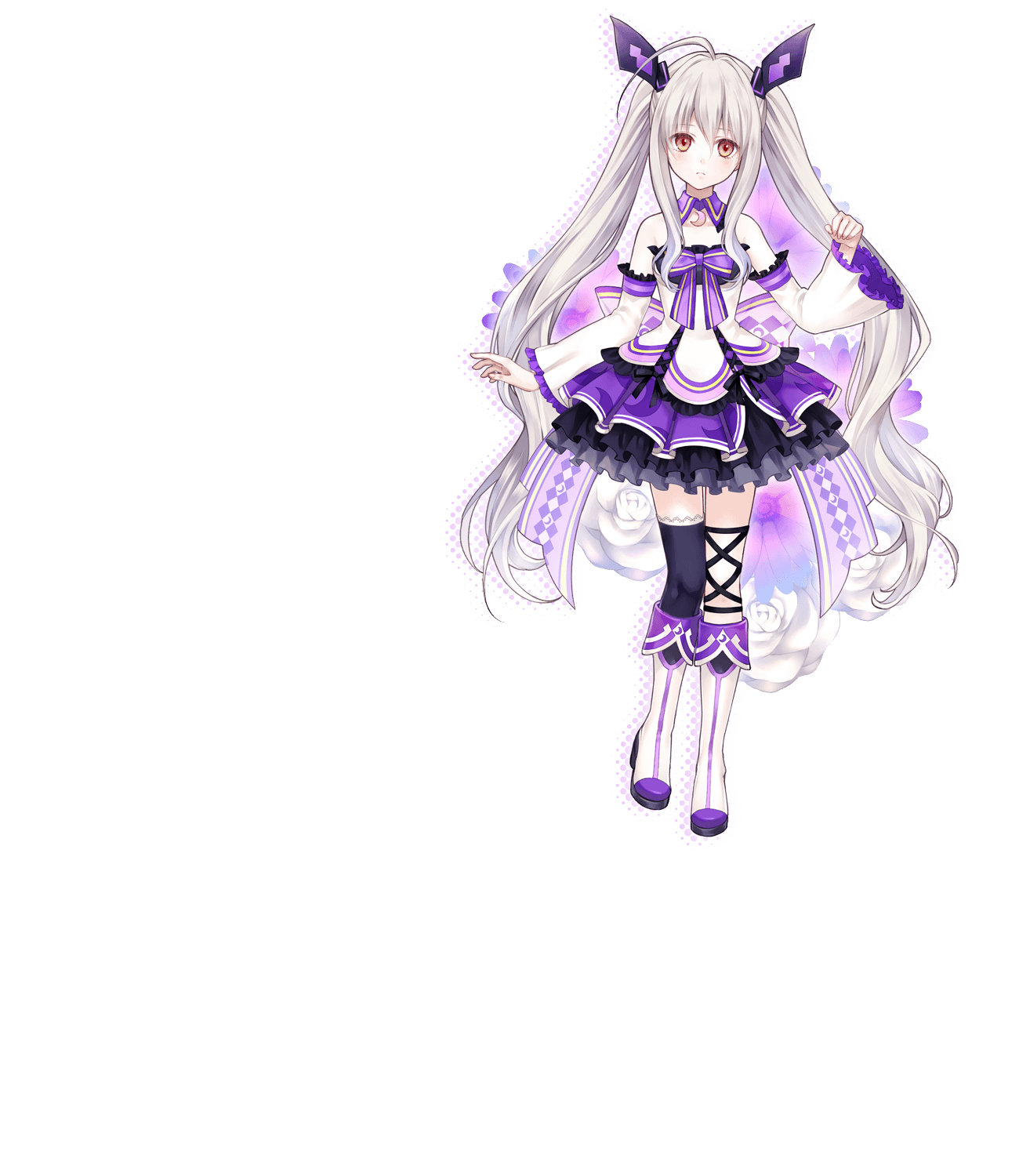 Aria Cosplay Costume from Omega Quintet