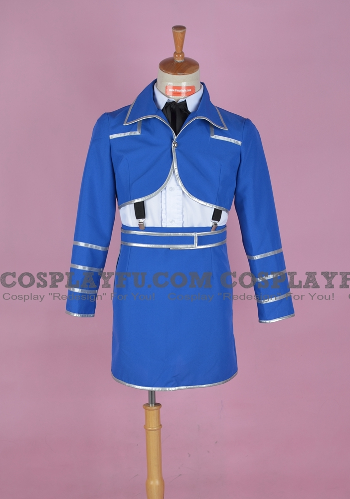 Aria Cosplay Costume from Tegami Bachi