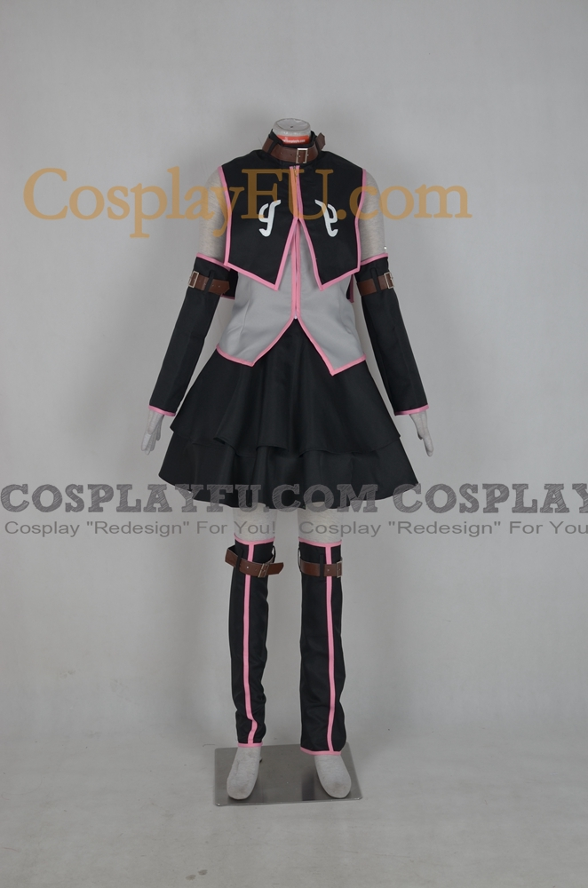 Arietta Cosplay Costume from Tales of the Abyss