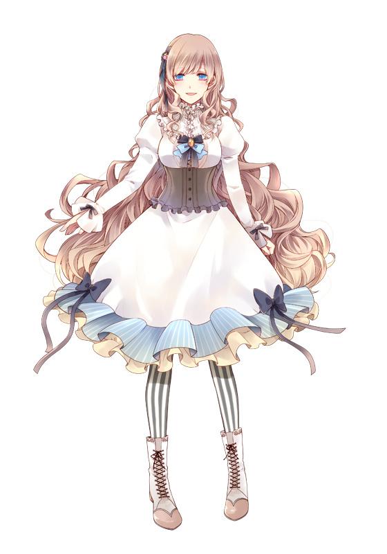 Arisu Yurika Costume for Taishou x Alice