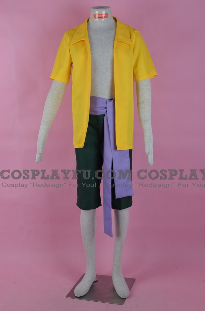 Arlong Cosplay Costume from One Piece