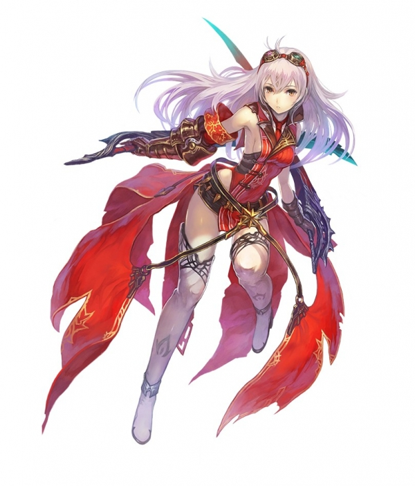 Arnas Cosplay Costume from Dirtybomb Yoru no Nai Kuni