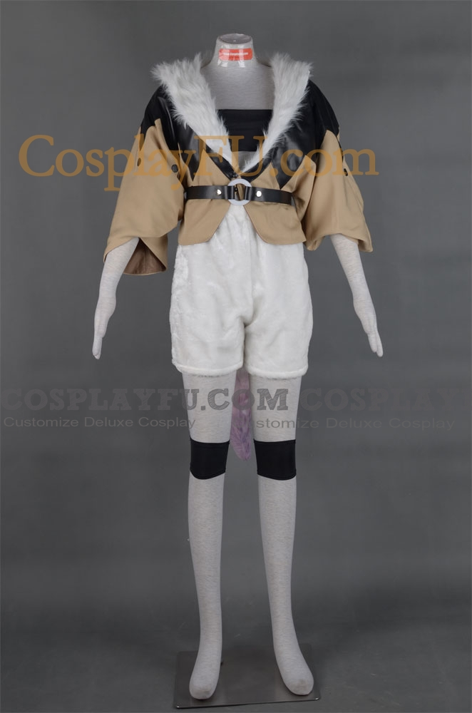 Artemia Cosplay Costume from Bravely Default