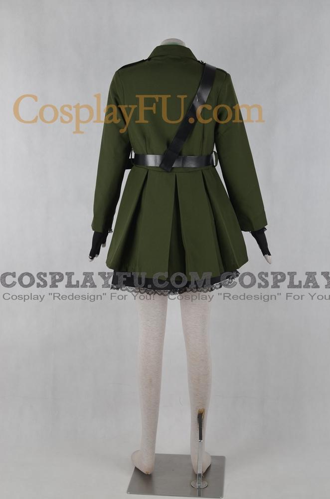Custom Arthur Cosplay Costume (Uniform,Fem) from Axis ...