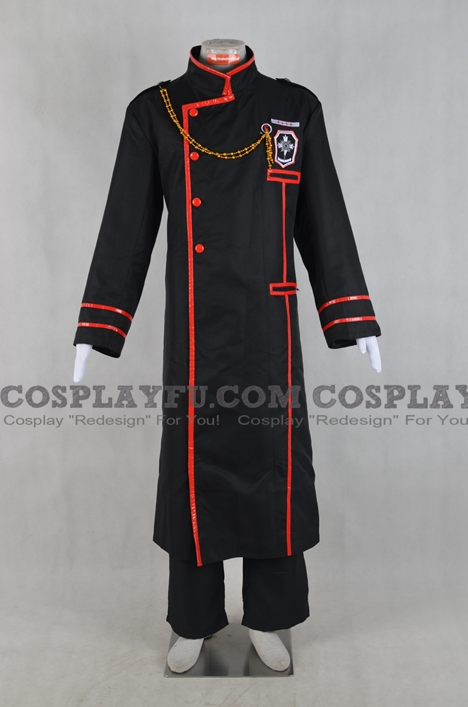 Arystar Cosplay Costume from D Gray Man
