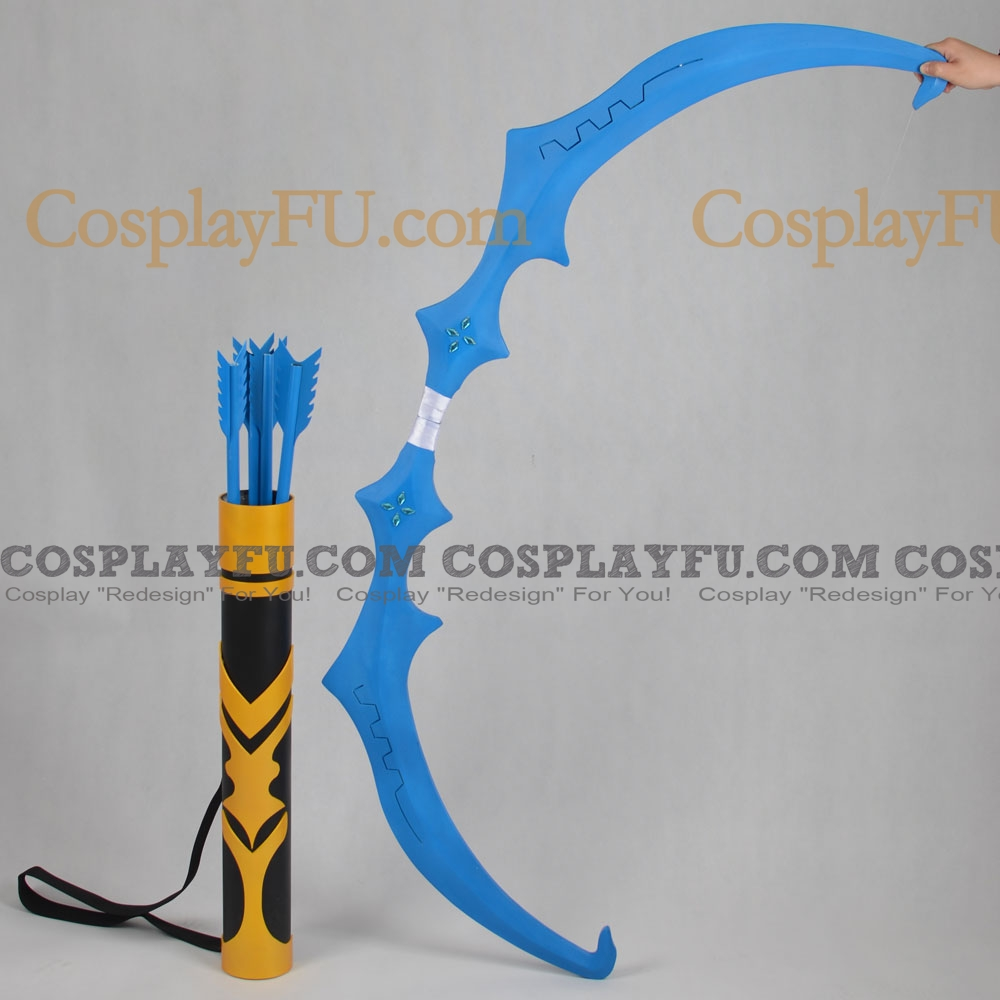 Ashe Archer (Blue) from League of Legends