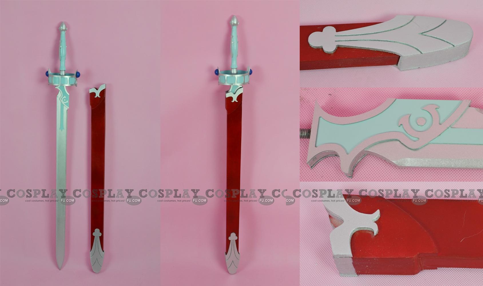 Asuna Sword (Lambent light) from Sword Art Online