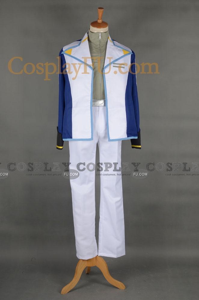 Mobile Suit Gundam SEED Athrun Zala Costume