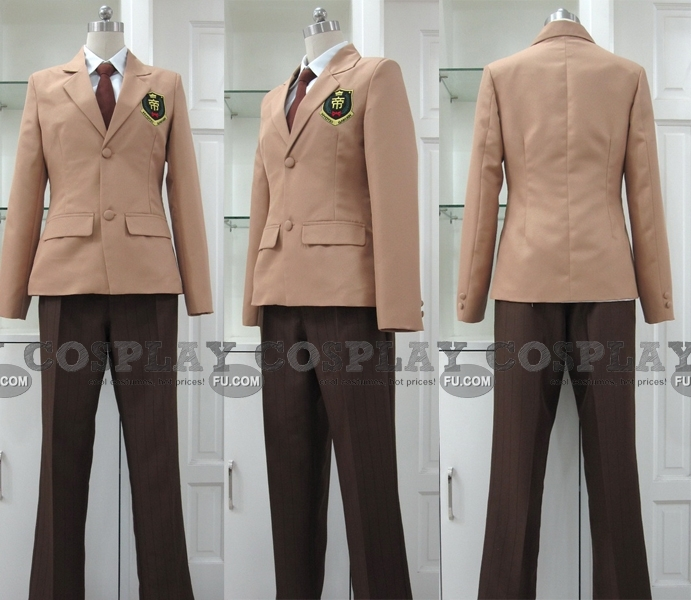 Atobe Cosplay Costume (Hyotei Academy) from Prince of Tennis